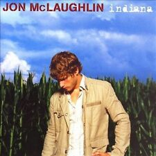 Indiana  by  Jon McLaughlin   CD