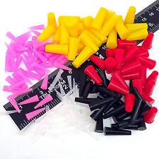 175pc High Temp Silicone Rubber Powder Coat Coating Plugs Paint Masking Kit Set