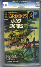 Grimm's Ghost Stories #14 CGC 4.0 VG Universal