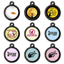 Cat Id Tags - Custom Cat Id Disc-Cat Identification-Unique Cat Tag-Personalised