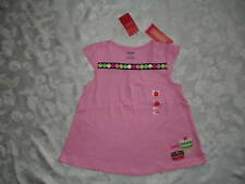 Girls GYMBOREE TEA FOR TWO Pink Swing Top Sz 4 NWT