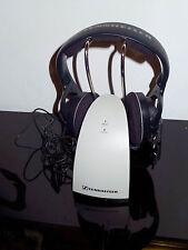 Cuffie Wireless RF TV Hi-Fi Sennheiser RS120 HDR120 TR120 HDR TR AURICOLARE