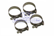 4 Pk 6 Trash Pump Water Suction Discharge Clamps