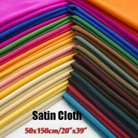 Ripstop Fabric 150cm Plain Solid Colours 59 Material wide Rip-Stop Polyester Purple