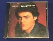 Donny Osmond - Definitive Collection (2010)