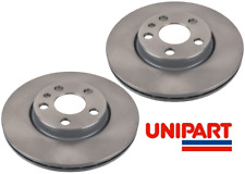 Citroën C5 I 2.0 HDi 106 Rear Brake Pads Discs 276mm Solid
