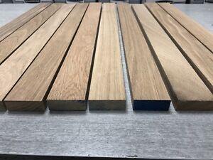 Oak Timber Offcuts 10 Length @ 18x48x600mm Long