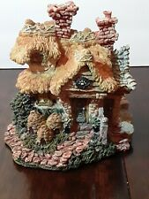 Boyds Bearly Built Villages, Bailey's Cozy Village, and accessories. Nib