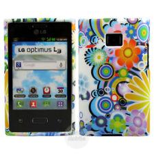 Custodie preformate/Copertine blu per LG Optimus L3