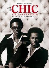 Chic, Nile Rodgers - Chic Organization Boxset 1: Savoir Faire [New CD] Bonus Tra