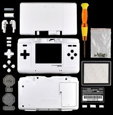 Nintendo DS Original Replacement Case/Shell/Housing [White]