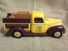 Spec Cast 1940 Ford Delivery Pick Up with  Load 1/25 Diecast Bank in Box