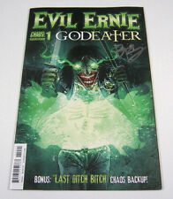 Evil Ernie Godeater #1 Signed by Ben Templesmith! DYNAMITE/CHAOS COMICS 2016
