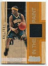 2007-08 TOPPS TRADEMARK MOVES JERMAINE O'NEAL RELIC CARD #TR-JO ~ 199/199 UNIQUE