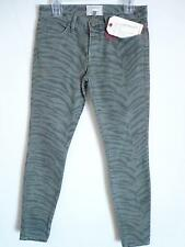 Current elliott the ankle skinny twilight  zebra jeans size 27 New