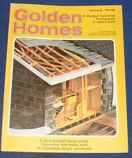 GOLDEN HOMES MAGAZINE #66 - HOME FABRICS - REFIT YOUR DECKCHAIR