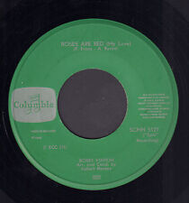 """BOBBY VINTON – Roses Are Red (1962 VINYL SINGLE 7"""" HOLLAND)"""