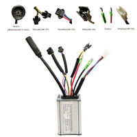 48V 36V 15A Controller For 250W 350W Brushless Motor Ebike Electric Bicycle