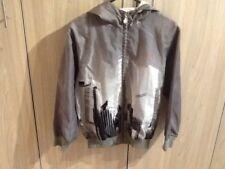 AIRWALK lightweight jacket grey age 11-12 years