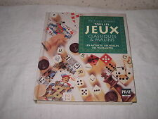 Livre Tous les JEUX classiques & malins P. Brunel