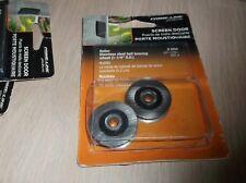 """D2034 Screen Door Roller Stainless Steel Ball Bearing Wheel 1-1/4"""" O.D."""