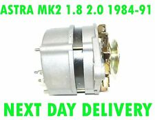 OPEL ASTRA MK2 1.8 2.0 GTE Hatchback 1984 1985 1986 to 1991 ALTERNATORE