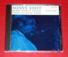 Sonny Stitt - What's new ? -- CD / Jazz