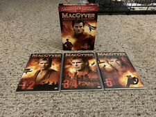 The Complete 4th Season Of Macgyver