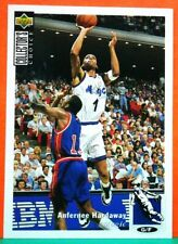 Anfernee Hardaway card 94-95 Collector's Choice #1
