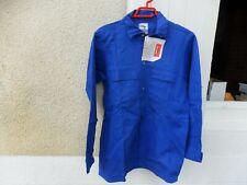 veste ancienne ou liquette de travail MACOBER SANFOR t 1 bleu