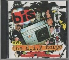 BIS VS. THE D.I.Y. CORPS 3 track CD Single This Is Fake D.I.Y.