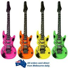 25 x Inflatable Rock Star Rock N Roll Electric Guitar