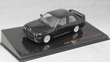 IXO BMW M3 Sport Evolution E30 in Black 1990 CLC308N 1/43 NEW 2019 Release