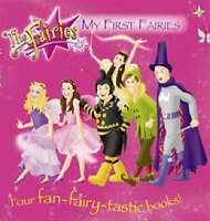 NEW My First Fairies Hardcover by Jen Watts 4 Board Book Set *Free AU Shipping*