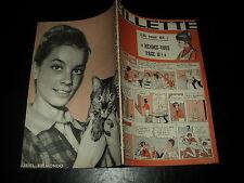 FILLETTE 06/63 MURIEL BELMONDO