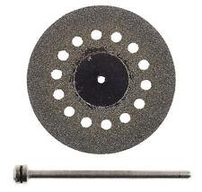 Proxxon Disco troncatore diamantato forato Ø 38mm sbavare, smerigliare 28846