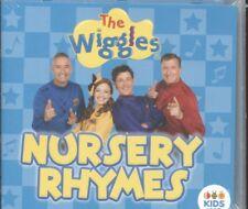 Wiggles Nursery Rhymes by The Wiggles (CD, Feb-2017)