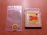 Nintendo Game Boy Tested The Legend of Zelda Link's Awakening Authentic Saves