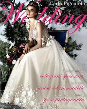 CARLO PIGNATELLI Couture Bridal Wedding Dress Tuxedo LOOKBOOK CATALOG 2016