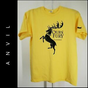 Game Of Thrones Men T-Shirt Adult Size Large L short sleeves New
