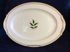 NORITAKE Greenbay 5353 Large Serving Platter Oval Plate