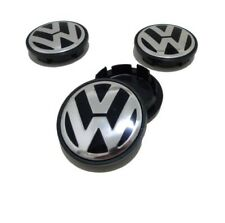 Volkswagen 3B7601171 65mm Centre Caps for Wheel Rims