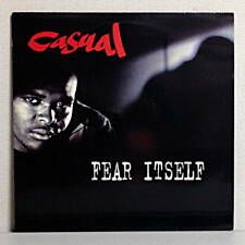 CASUAL - FEAR ITSELF - UK ORG 1994 JIVE LP PIC COVER  SOULS OF MISCHIEF