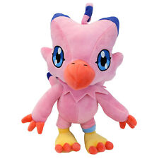 "Digimon 12"" Plush - PIYOMON New 12 Inch Digital Monsters (Biyomon Plushie Doll)"