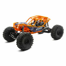 Axial Racing 1/10 RBX10 Ryft 4WD Brushless Rock Bouncer RTR Orange AXI03005T1