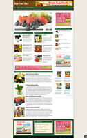 RAW FOOD DIETS UK AFFILIATE STORE FULLY STOCKED WEBSITE WITH FREE DOMAIN