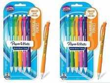 Lot Of 10 Paper Mate Write Bros 07mm Mechanical Pencils Assorted Color Barrels
