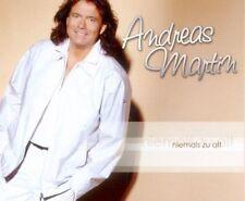 Andreas Martin Niemals zu alt (2003) [Maxi-CD]
