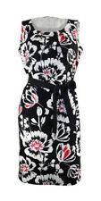 Vestiti da donna formale lunghezza al ginocchio in cotone
