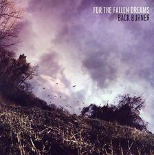 For The Fallen Dreams - Back Burner [CD]